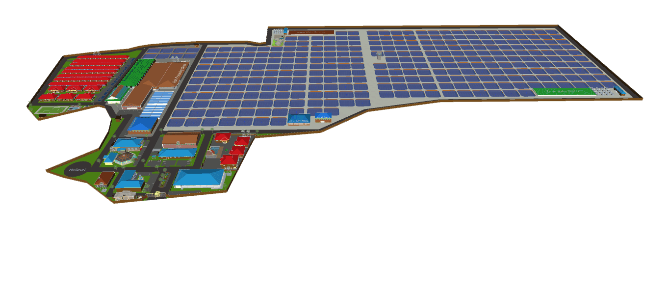 Tritech Business Solutions Farm Layout